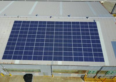 34kw REC with SolarEdge inverter